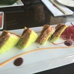 Asian Tuna Sandwich