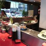 Sushi am Ring Foto
