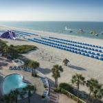 High Tide Slide and beach activities