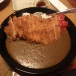 MY FAVE AND TOP RECOMMENDATION. Curry with white rice and chicken panko! I can have this every w