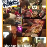 Monday General Knowledge Quiz with FREE Hot Buffet