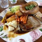 My plateful!