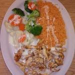new arroz con pollo