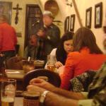 Music night at the Gypsy Bar