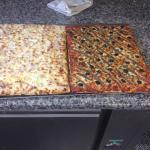 Plaques pizza pour apéro