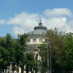 Romanian Athenaeum (Ateneul Roman)