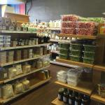 Many bulk items to select from.