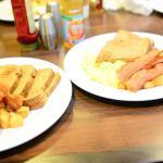 my lovely breakfasts!!
