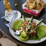 The Ceviche is to die for!