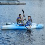 Kayak Fun on the water