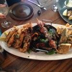 The best seafood platter!!!
