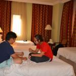 Foto de Leader Al Muna Kareem Hotel