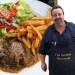 Chez Laurent - 300g Filet Steak