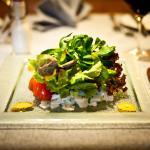 Gmischta Salat oder grüena Blattsalat