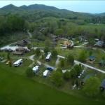 Foto de Deep Creek Tube Center & Campground