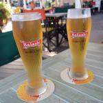 Bier smaakt goed op Aruba