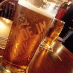 Yorkshire Lager & Yorkshire Cider