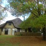 Our chalet, very comfortable and nicely situated