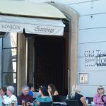 Cafe Bily Konicek