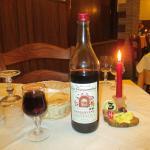 Ottimo vino della casa