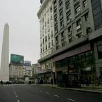 Entrada Hotel Obelisco