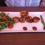 Chilli King Prawns