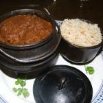 Mutton Durbon Curry at Ushaka