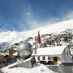 Obergurgl village centre
