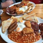 The BIG Breakfast and the peel
