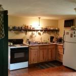 Kitchen in Birdsong Cottage