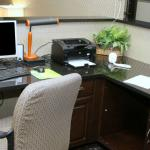 Renovated Business Office