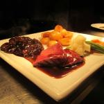 One of our many main courses to tempt you...