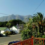 View from varanda