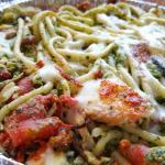 Holy Shitake Pasta