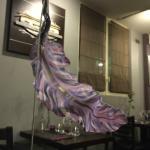 plumes du rideau