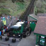 Cable car Lynton - Lynmouth