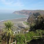 view from Lynton to Lynmouth