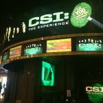 CSI entrance