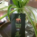 The Veggie Table
