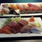 Nigiri & Sashimi Combos - Sushi Bushido