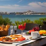 Breakfast can be taken in our terrace