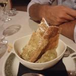 Sbriciolata al pistacchio di bronte