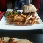 Hamburger du chef !