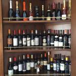 Vasta scelta anche sui vini rossi