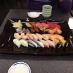 Foto de Sushi Zammai Tokutoku Akabane