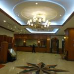 Lobby & reception counter