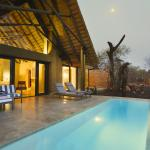 Kapama Southern CampLuxury Suite Pool