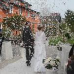 Wonderful wedding, happy days spent celebrating it at this lovely hotel.