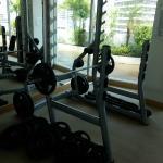 squat rack/power rack