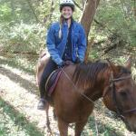 Learning about yourself is a side benefit of centered riding.